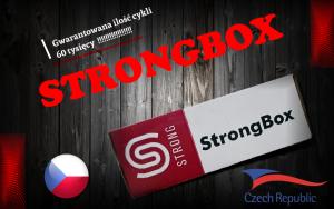 Aktualnosci STRONGBOX